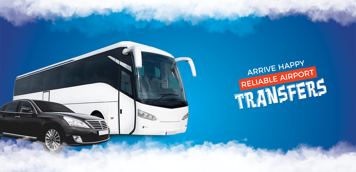 Airport | Hotel | Transfers | Great Deals